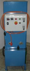 Dämmtechnik Neuhaus Visbek - Einblasmaschine ISO-Standard